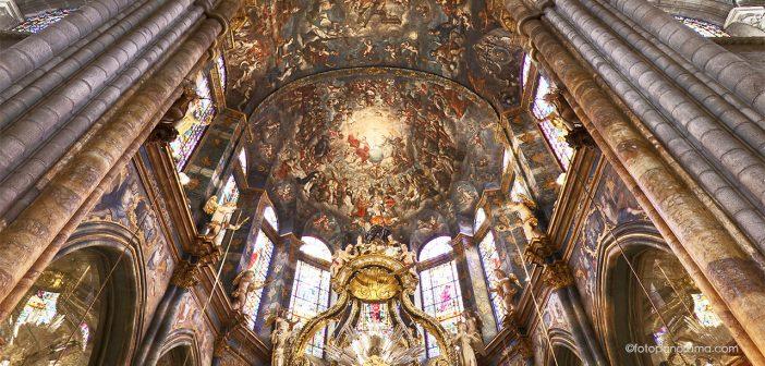 Visitas Virtuales a las Catedrales de Galicia