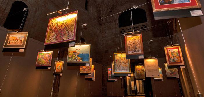 Exposición ARTEfactos-CampusCulturae