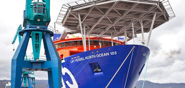 "VISITA VIRTUAL BARCO ""NORTH OCEAN 105″"