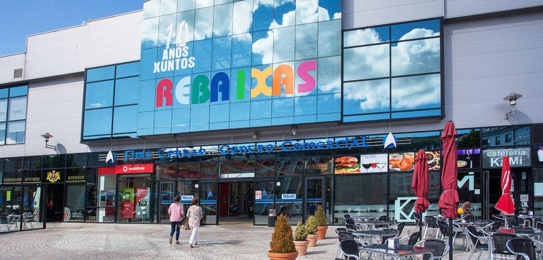 Centro Comercial Finis Terrae | FOTOPANORAMA