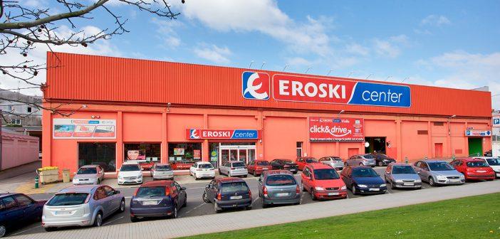 EROSKI Center Coruña