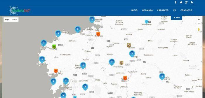 Nova web de Galicia360