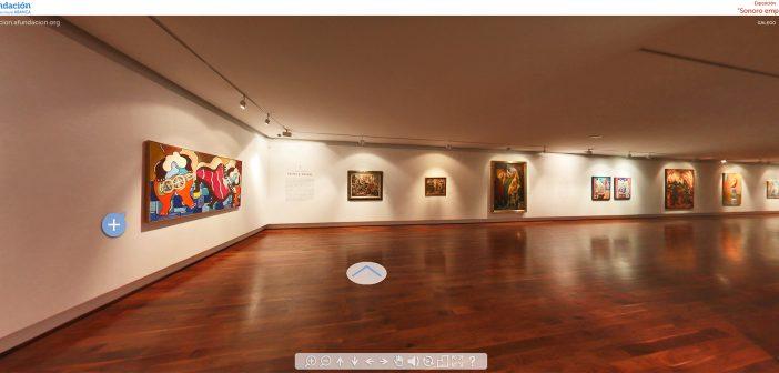 "Visita virtual exposición ""Sonoro empeño"" – Afundación"