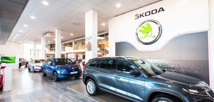 Concesionarios Skoda